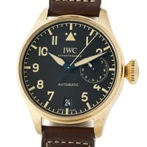 IWC Big Pilot IW5010-05 new