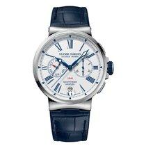 Ulysse Nardin Marine Chronograph 1533-150/E0 new