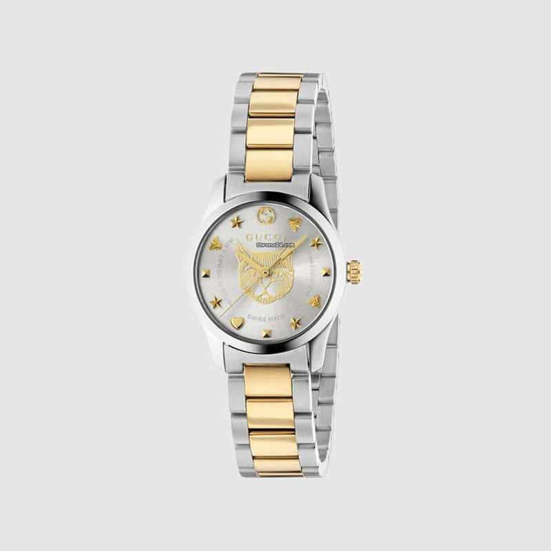 nueva colección 50816 f1d41 Gucci Reloj G-Timeless, 27 mm