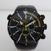 Momo Design Stål 47mm Kvarts MD1005BK-51 begagnad