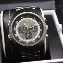 Omega Flightmaster Steel 43mm Black
