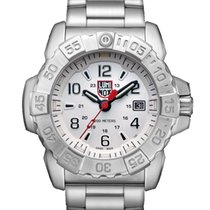 Luminox XS.3258 LUMINOX SEA SERIES Navy Steel Argento 45mm nowość