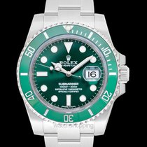 Rolex Submariner Green/Steel Ø40mm - 116610LV