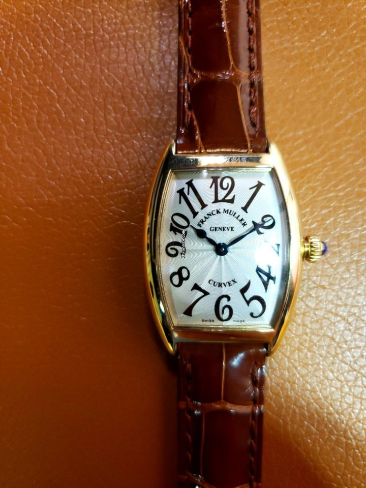 7031a13a0ed2b Franck Muller Cintrée Curvex - all prices for Franck Muller Cintrée Curvex  watches on Chrono24