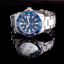 TAG Heuer WAY111C.BA0928 Steel Aquaracer 300M new