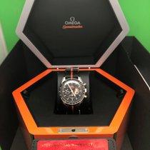 Omega 311.12.42.30.01.001 Steel 2018 Speedmaster Professional Moonwatch 42mm new
