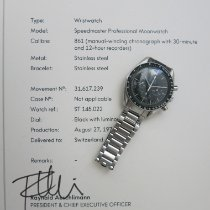 Omega Speedmaster Professional Moonwatch Steel 42mm Black New Zealand, Auckland