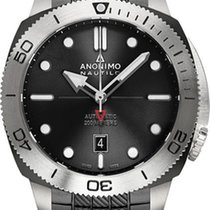 Anonimo Steel 44.4mm Automatic new