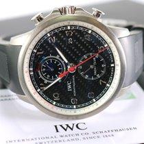 IWC Portuguese Yacht Club Chronograph pre-owned 45mm Titanium