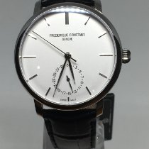 Frederique Constant Manufacture Slimline Staal 42mm