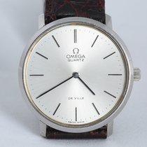 오메가 스틸 37mm 쿼츠 Omega De Ville Quartz watch  Cal.1330 중고시계 대한민국, Goyang-si