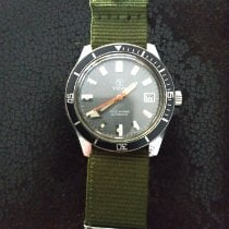 Artisanal Steel 38mm Automatic 55 002 pre-owned
