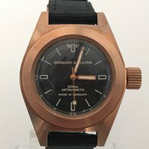 Germano & Walter Bronze 42mm Automatik neu