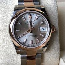 Rolex Lady-Datejust Gold/Steel 31mm Pink