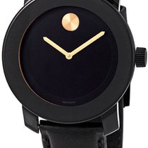 Movado Bold Steel 36mm Black United States of America, California, Moorpark
