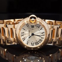 Cartier Ballon Bleu 28mm Rose gold 28mm Silver United Kingdom, Essex