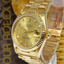 Rolex Datejust Yellow gold 31mm Champagne United States of America, Florida, 33431