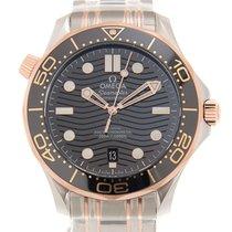 Omega Seamaster Diver 300 M 210.20.42.20.01.001 new