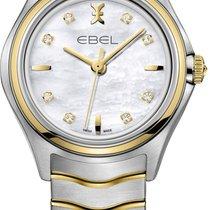 Ebel Wave new Quartz Watch with original box and original papers 1216197