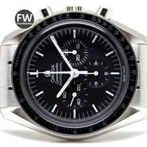 Omega Speedmaster Professional Moonwatch nuevo 2019 Cuerda manual Cronógrafo Reloj con estuche y documentos originales 311.30.42.30.01.005
