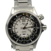 Ball Engineer Master II Diver Steel 45mm White United States of America, New York, New York