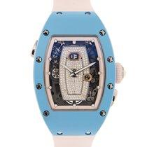 Richard Mille RM 037 52.2mm Srebro