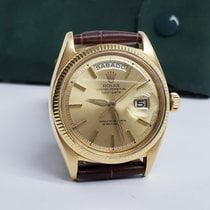 Rolex Day-Date Yellow gold 36mm Champagne