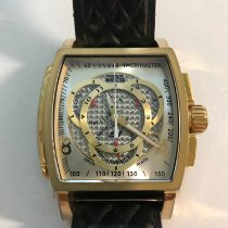 Invicta Yellow gold 48mm Quartz 5662 pre-owned