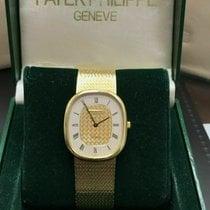 Patek Philippe Golden Ellipse Ref 3838 1980 pre-owned