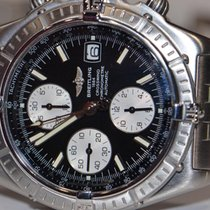 Breitling A13355 Steel Crosswind Racing 43mm pre-owned United States of America, New York, Greenvale
