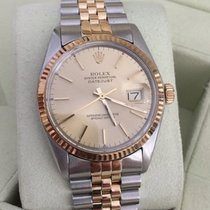 Rolex Oyster Perpetual Datejust Jubilee Gold Steel 36 mm (1978)