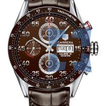 TAG Heuer CV2A12.FC6236 Steel Carrera Calibre 16 new United States of America, New York, Brooklyn