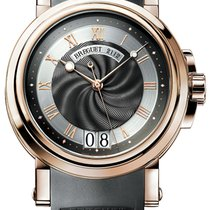 Breguet Rose gold 39mm Automatic Marine new