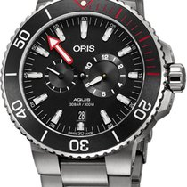 "Oris Regulateur ""Der Meistertaucher"" Titanium 43.5mm Black United States of America, New York, Airmont"