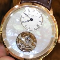 Arnold & Son UTTE Red gold 42mm