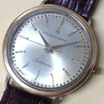 Eterna Vintage Watch Mens Eterna Matic Centenaire Stainless Steel