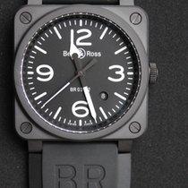 Bell & Ross BR 03-92 Ceramic BR0392-BL-CE 2019 new