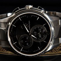 Hamilton Jazzmaster 42 Chronograph - men's wristwatch