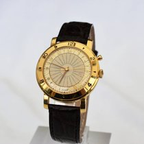 Tissot World Time 18K Gold