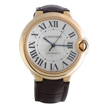 Cartier Rose gold 36.6mm Automatic W6900456 new