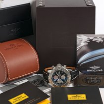 Breitling Super Avenger II A13371 Box & UK Papers