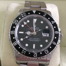 Rolex GMT MASTER 16700 QUADRANTE AL TRIZIO E SERVICE ROLEX