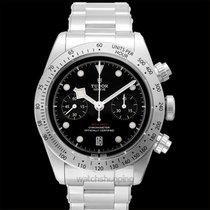 Tudor Black Bay Chrono Black Steel 41mm - 79350