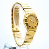 Omega Constellation Ladies 18K Gold