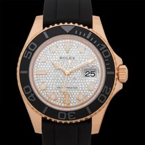 Rolex Yacht-Master 40 Rose gold 40mm White United States of America, California, San Mateo