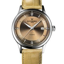 Catorex Steel 40mm Automatic Catorex Vintage II Copper new