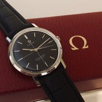 Omega Seamaster De Ville Black crosshair Don Draper mens watch...