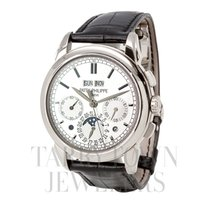 Patek Philippe White gold 41mm Manual winding 5270G pre-owned
