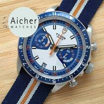 Tudor Heritage Chrono Blue MonteCarlo Chronograph automatic Men´s