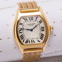 Cartier Tortue Yellow gold 34mm United Kingdom, Macclesfield